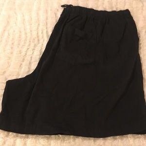 Basic Editions athletic shorts